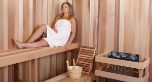 Homecraft Sauna